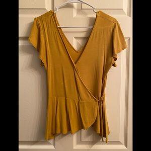 Women's Wrap shirt